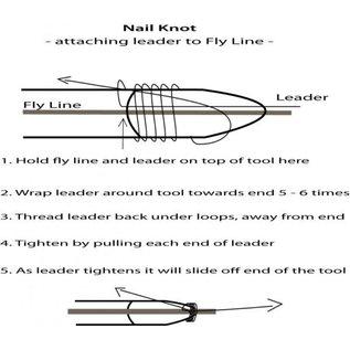Rising Rising Nail Knot/Fish Whistle Tool -