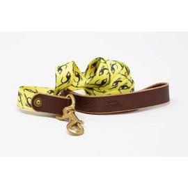 Whiskey Leather Works Whiskey Leather Works Adjustable Length Dog Leashes -
