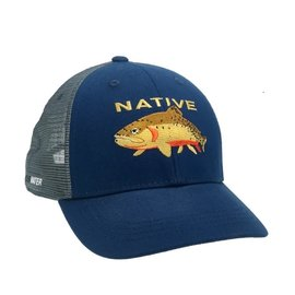 Rep Your Water RepYourWater Native Westslope Cutty Hat