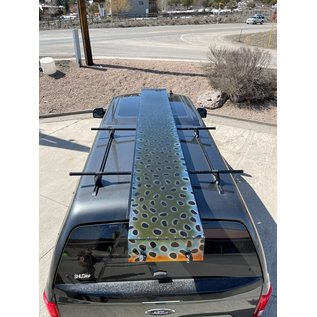 Scaly Designs Scaly Designs - Ultimate Rod Case - 8 Rod 11' Edition