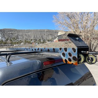 Scaly Designs Scaly Designs - Ultimate Rod Case - 4 Rod 11' Edition