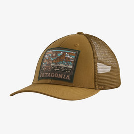 Patagonia Patagonia Summit Road LoPro Trucker - Mulch Brown