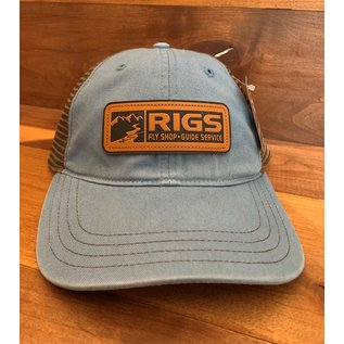 Richardson RIGS Debossed Leather 111 -