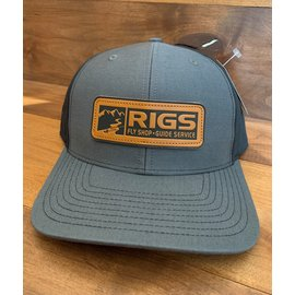 Richardson RIGS Debossed Leather 312 -