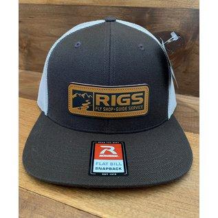 Richardson RIGS Debossed Leather 511 -