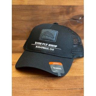 Simms Fishing RIGS Logo'd Simms Trout Icon Trucker -