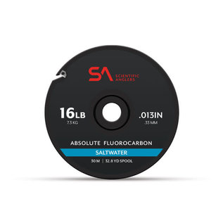Scientific Anglers SA Absolute Fluorocarbon Saltwater Tippet -