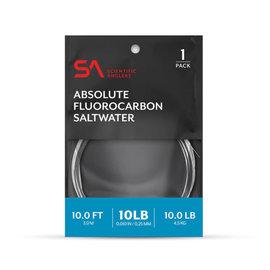 Scientific Anglers SA Absolute Saltwater Leader - 1 Pack