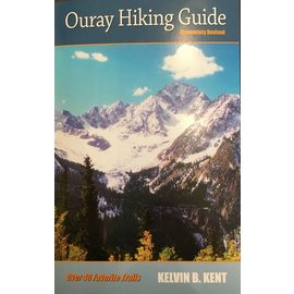 Ouray Hiking Guide Book by Kelvin Kent