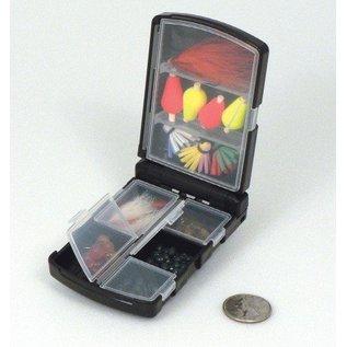 """Meiho Meiho Premium Akiokun Compartment Box - Black""""Cellphone"""" Compartment Box - Black"""