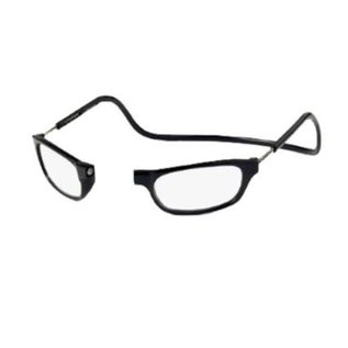 Clic Reading Glasses - Black/Long