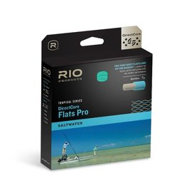 Rio Products Rio Flats Pro Fly Line - Gray/Sand/Kelp