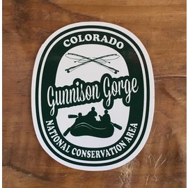 Gunnison Gorge NCA Sticker