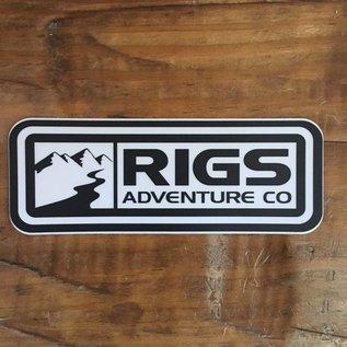 RIGS Adventure CO Sticker