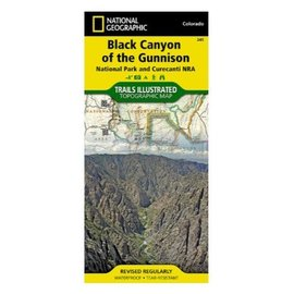 National Geographic National Geographic Maps Black Canyon of the Gunnison National Park and Curecanti NRA - #245