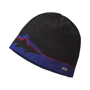 Patagonia Patagonia Beanie Hat - Fitz Roy - Black