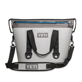 YETI YETI Hopper Two 30 - Softsided Cooler - Fog Gray