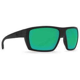 Costa Del Mar Costa Hamlin Green Mirror - 580G - Blackout Frame (XL)