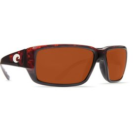 Costa Del Mar Costa Fantail Copper - 580G - Tortoise Frame (M)
