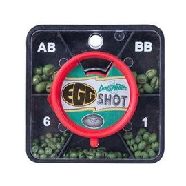 Dinsmores DINSMORE-GRN EGG 5-SHOT-AB-6