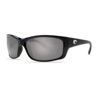 Costa Del Mar Costa Jose Silver Mirror - 580P - Black Frame (M)