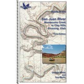 RiverMaps RiverMaps San Juan River 3rd Edition Guide Book