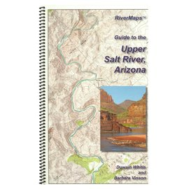 RiverMaps RiverMaps Salt River Arizona Guide Book