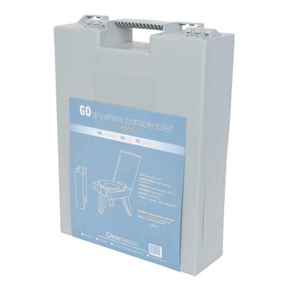 NRS, Inc. Cleanwaste Portable Toilet System