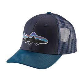 Patagonia Patagonia Fitz Roy Trout Mid Crown Trucker Hat