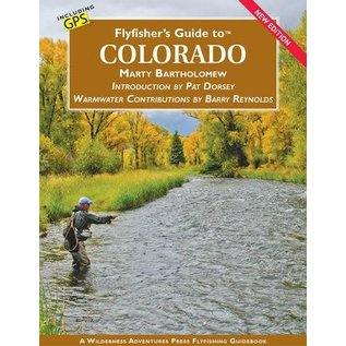 Fly Fisher's Guide to Colorado - Book by Marty Bartholomew
