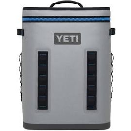 YETI YETI Hopper Backflip 24 - Soft side Backpack Cooler - Fog Gray