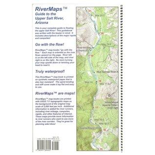 RiverMaps RiverMaps Salt River Arizona Guide Book