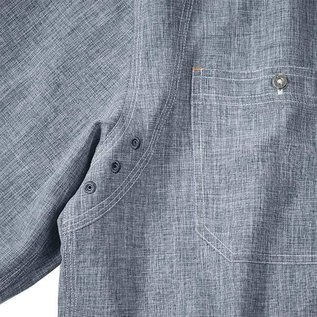 Orvis Orvis Tech Chambray Long Sleeve Work Shirt