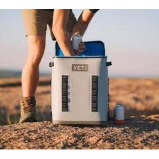 YETI YETI Hopper Backflip 24 - Soft side Backpack Cooler - Fog Gray