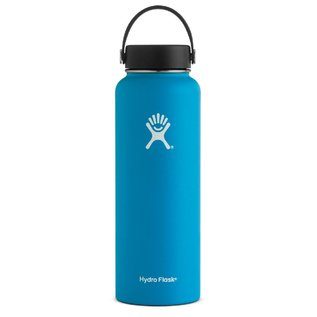 Hydro Flask Hydro Flask 40 oz - RIGS Logo - Wide Mouth Flex Cap