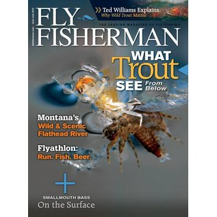 Fly Fisherman Magazine Fly Fisherman Magazine June-July 2018