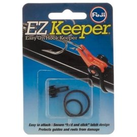 Fuji EHKM-BC E-Z Hook Keeper Black Carded