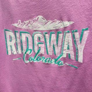 dc78d6b042b Ridgway Colorado Youth Princess Tee - Lilac - RIGS Fly Shop