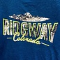 Ridgway Colorado Youth Vintage Sheer Tee - Royal