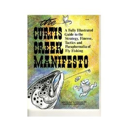 Curtis Creek Manifesto - Illustrated Book by Sheridan Anderson