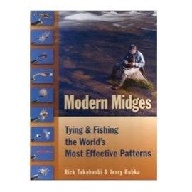 Modern Midges - Tying & Fishing Book