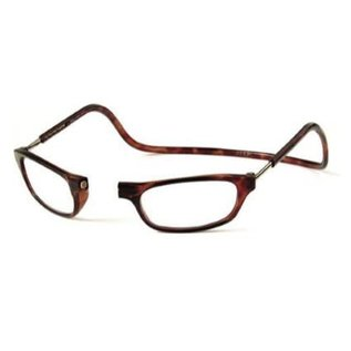 Clic Reading Glasses - x1.5 Tortiose/Long