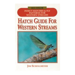 Hatch Guide Book For Western Streams