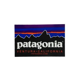 Patagonia Patagonia Text Logo Sticker