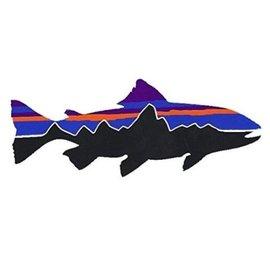 Patagonia Patagonia Fitzroy Trout Sticker