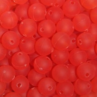 6mm TroutBeads Dark Roe  - 50 Count