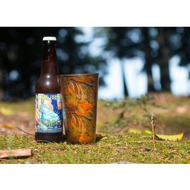 DeYoung Pilsner Pint Glass - The River