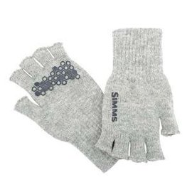 Simms Fishing Simms Wool Half Finger Glove - S/M