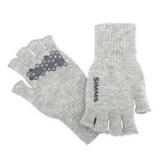 Simms Fishing Simms Wool Half Finger Glove - L/XL