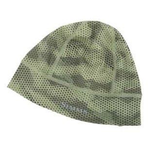 Simms Fishing Ultra-Wool Core Beanie - Hex Camo - Loden